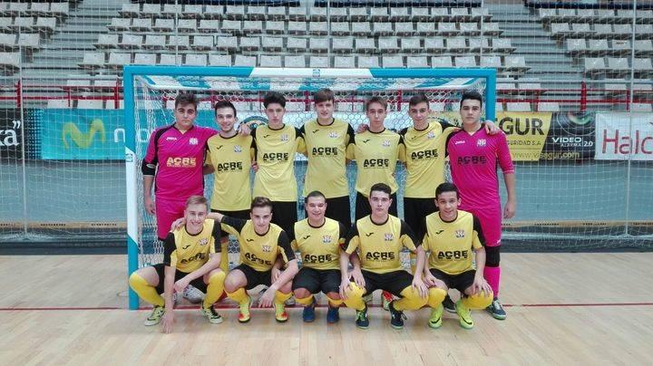 El Atlético Almonacid vuelve a la senda de la victoria ante el Racing La Paloma
