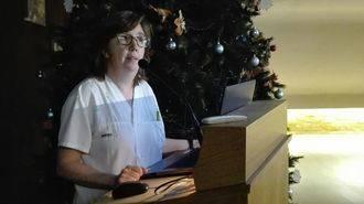 La apnea del sueño protagonizó una nueva edición de las Sesiones Generales de Enfermería en el Hospital de Guadalajara