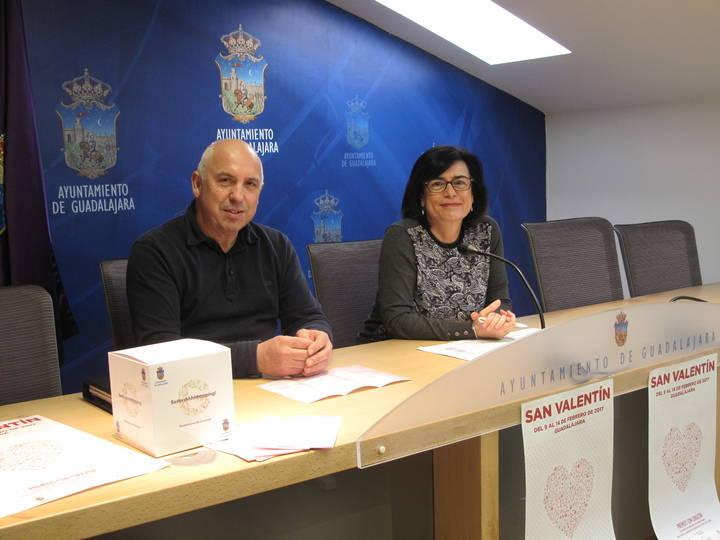 'Premios con Corazón', la campaña de comercio por San Valentín en Guadalajara