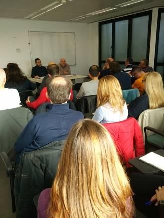 CCOO se reúne en Guadalajara para ver cómo van a negociar los convenios sectoriales