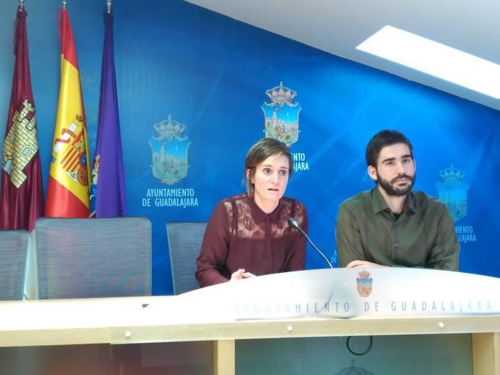 Ahora Guadalajara propone incrementar las partidas de gasto social, empleo y cultura en los Presupuestos 2017