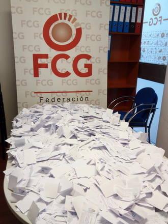 FCG ya tiene ganador de los 2.000 euros de los 'Reyes Millonarios Solidarios 2016'