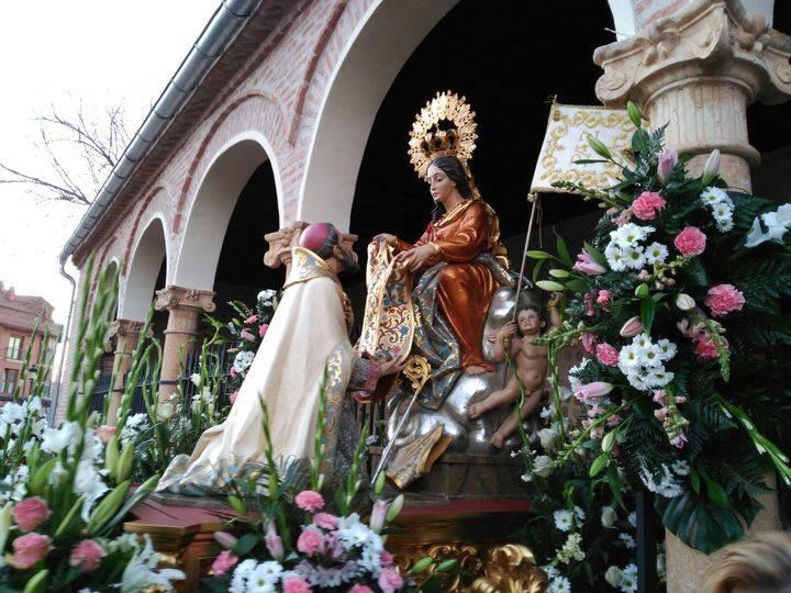 Alovera cierra con broche de oro sus fiestas en honor a la Virgen de la Paz