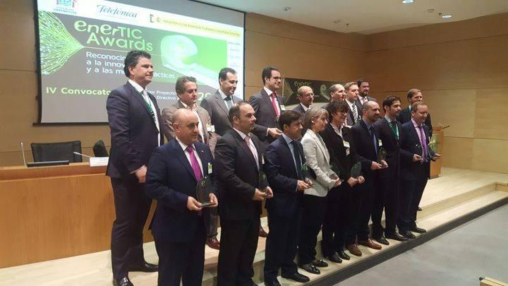 El Ayuntamiento de Guadalajara recibe un nuevo premio por su apuesta por ser Smart City