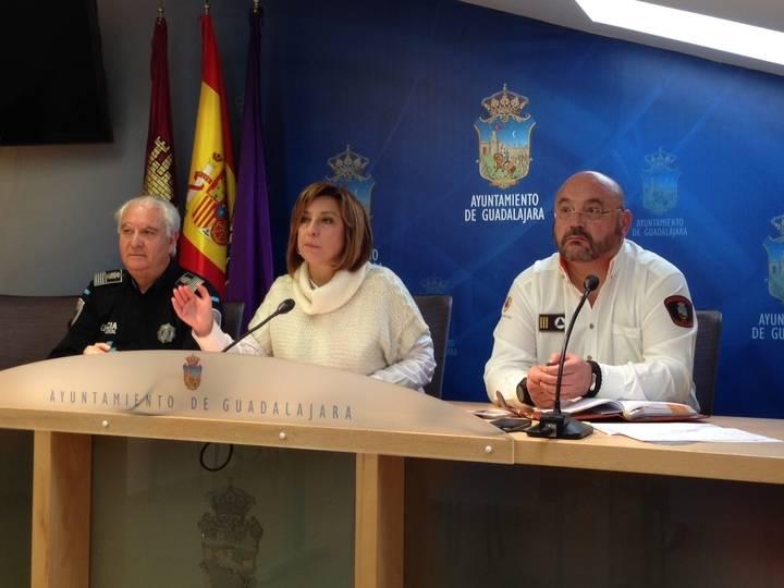En marcha el Dispositivo Especial de Seguridad y Movilidad para la Navidad en Guadalajara