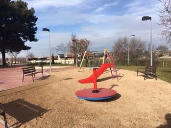 Guadalajara ha ganado más de 126.000 m2 de zonas verdes en los últimos años