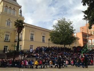 El Colegio Maristas celebra el Día Internacional de los Derechos de la Infancia
