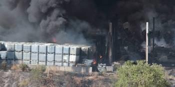 Ecologistas en Acción, molestos por no poder personarse en la causa del incendio de Chiloeches