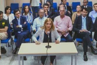 La Audiencia absuelve a la Infanta Cristina y condena a 6 años y 3 meses de cárcel a Urdangarín