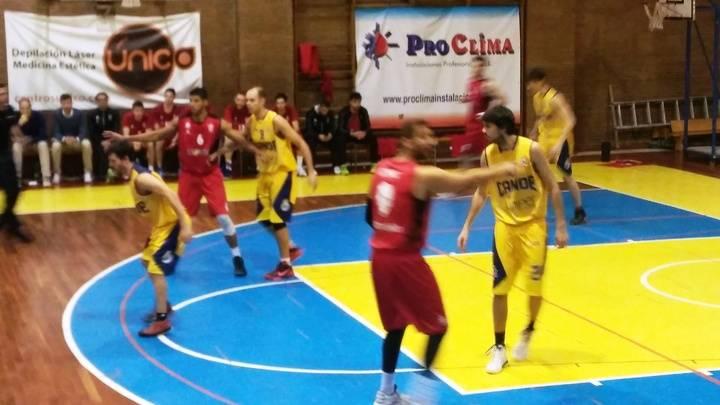 El Isover Basket Azuqueca no debía ganar en Canoe