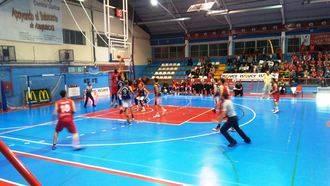 El Isover Basket Azuqueca cierra 2016 con una trabajada y meritoria victoria
