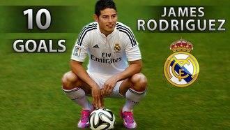 James sobre su situación en el Real Madrid :