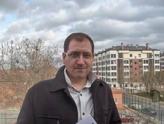 Javier Molina Palomino, ganador del premio de narrativa