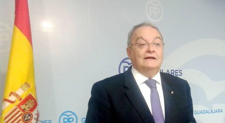"""De las Heras afirma que """"los presupuestos de 2017 constituyen una prueba más de que Page vuelve a engañar a Guadalajara"""""""