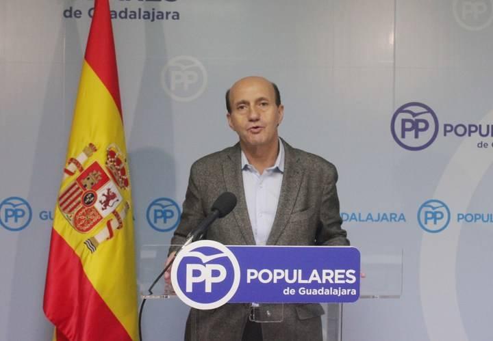 """Juan Pablo Sánchez: """"Garantizar las pensiones ha sido y sigue siendo una prioridad para el PP"""""""