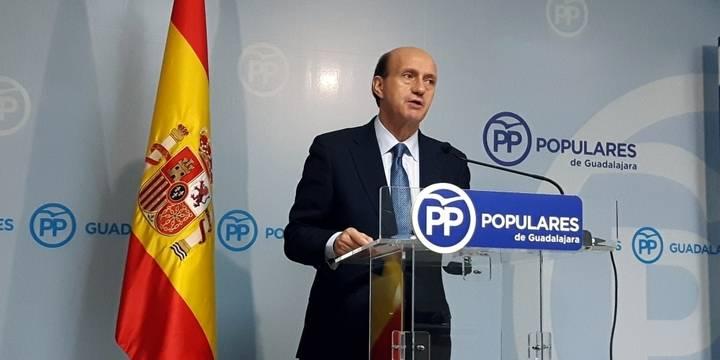 """Juan Pablo Sánchez: """"El Congreso reafirma la unidad del PP en torno a un gran líder y su compromiso con España"""""""