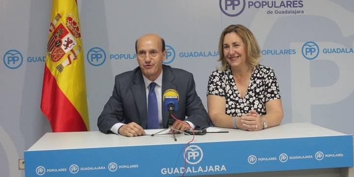 """Juan Pablo Sánchez: """"El nombramiento de Cospedal como ministra reconoce el trabajo realizado en Castilla-La Mancha y España"""""""