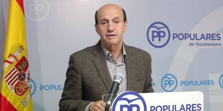 Juan Pablo Sánchez repetirá como subdelegado del Gobierno en Guadalajara