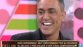 Kiko Hernández ya es padre de dos niñas