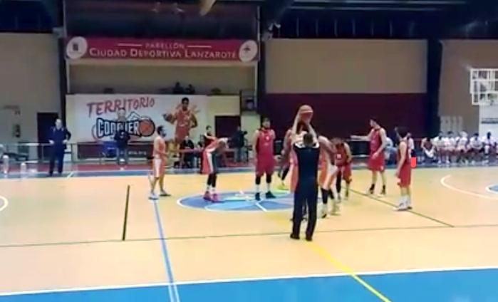 Sufrida victoria del Isover Basket Azuqueca en Lanzarote