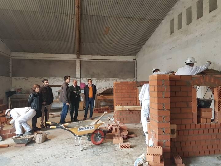 Cerca de 40 personas se forman para encontrar un empleo en la Finca de Alovera de la Diputación