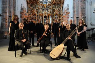 Durón volverá a sonar en Brihuega con la presentación del disco 'Música para dos dinastías' de La Grande Chapelle