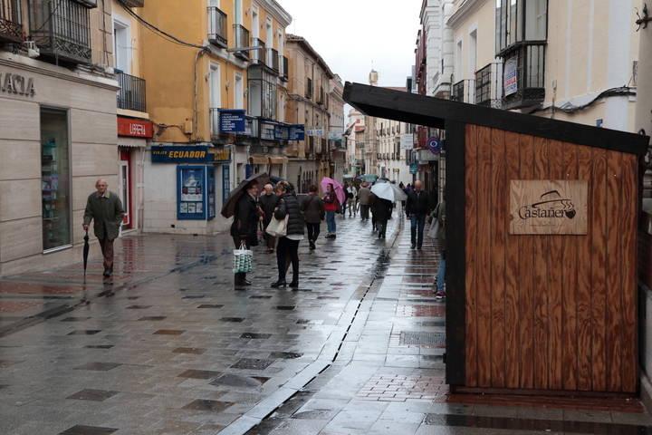 Bajan las temperaturas y siguen las lluvias durante este viernes en Guadalajara