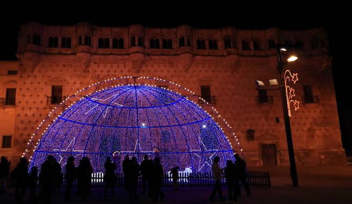 Casi dos millones de leds iluminarán esta Navidad a Guadalajara desde la tarde de este viernes