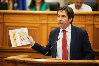 """Robisco critica """"la falta de inversiones en transporte público por culpa de la inejecución presupuestaria de Page"""""""
