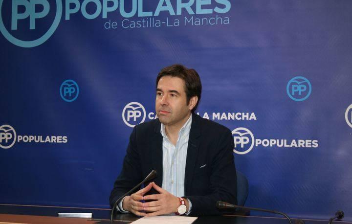 """Robisco denuncia que """"las nefastas políticas de Page aportan uno de cada tres parados de toda España"""""""