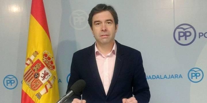 """Robisco denuncia que Page """"quiere inundar de cerdos la provincia de Guadalajara"""""""