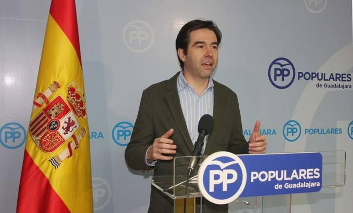 """El PP pide a Page que abra el antiguo Hospital Provincial """"para mitigar el caos sanitario que se vive por la gripe"""""""