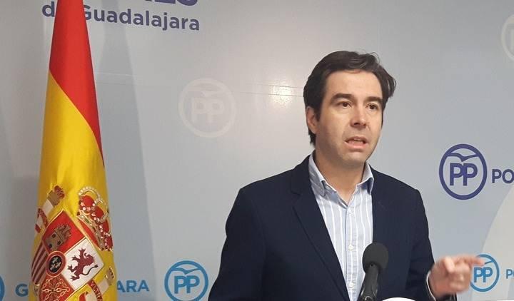 """Robisco: """"Page trata de ocultar su intención de instalar macro granjas de cerdos y cree que Guadalajara es el vertedero de la región"""""""