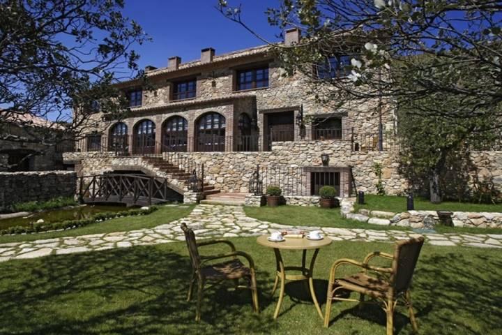 Los Ánades, en Abánades, gana el premio al mejor hotel para Ruralka