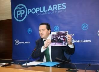 """Lucas-Torres: """"Page y Podemos van a convertir a Castilla-La Mancha en la Venezuela española"""""""