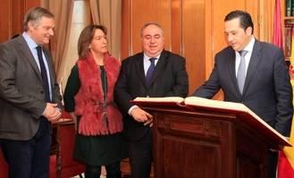 """Lucas-Torres pide la dimisión de Page y el consejero de Agricultura por """"el varapalo judicial"""" sobre el ATC y por las denuncias de los ecológicos ante la UE"""