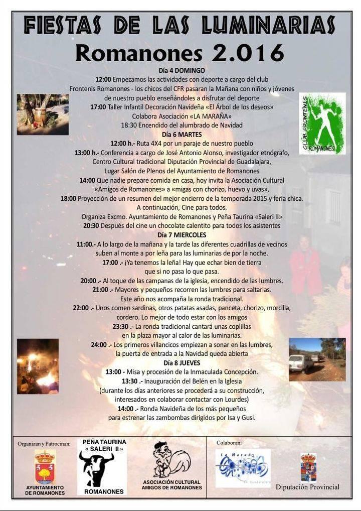 Conferencia de José Antonio Alonso sobre rondas tradicionales el martes 6 en Romanones