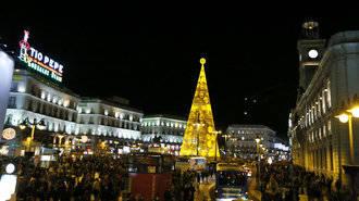 La alcaldesa Carmena cerrará al tráfico el centro de Madrid estas navidades