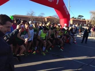 Alrededor de mil participantes en la Media Maratón y 11 km populares de Guadalajara