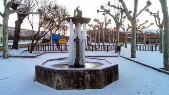 Molina de Aragón vuelve a registrar una de las temperaturas más bajas de España