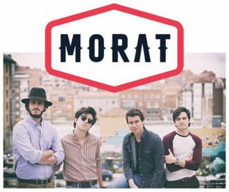 La banda colombiana Morat actuará en Albacete el 26 de marzo en su gira de 2017