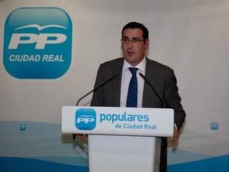 """El vicepresidente de la FEMP regional reclama a Page """"que pague a los ayuntamientos los 120 millones que les debe de este año"""""""