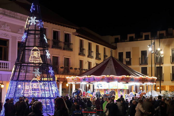 Novedad y tradición en las 60 actividades propuestas para la Navidad 2016 de Guadalajara