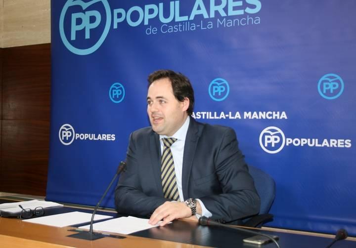"""Núñez: """"La inejecución presupuestaria demuestra que Page no tiene credibilidad, ni criterio, ni palabra"""""""