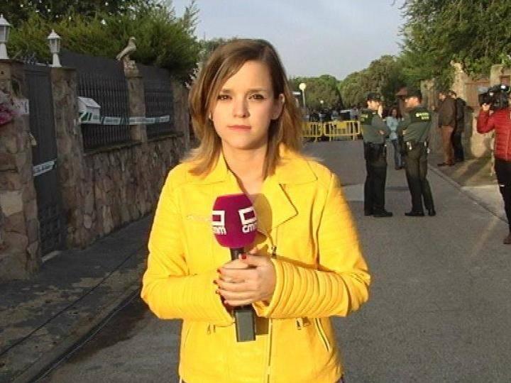"""Noemí Fraile, ganadora del premio de periodismo """" José de Juan García"""" 2016 de la Diputación de Guadalajara"""