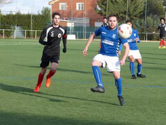 Un gol de Javi Robledo da la victoria al C.D.Yunquera frente al Dinamo Guadalajara