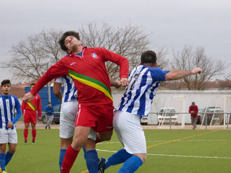 Un solitario gol da la victoria al C.D.Yunquera en Noblejas