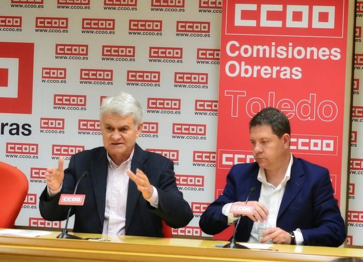 Page, ¡colócanos a todos! : Un concejal ligado a CCOO, nuevo director provincial de Educación en Toledo