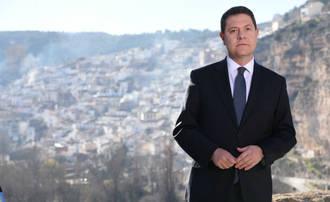 Mensaje de Año Nuevo : Presidente de Castilla-La Mancha, Emiliano García-Page