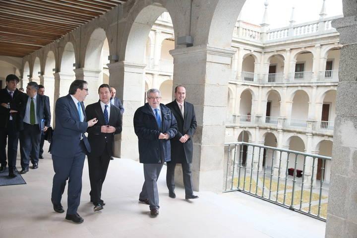 39.000 metros cuadrados, 50 millones de euros y 4 años para que el Campus Universitario de Las Cristinas en Guadalajara